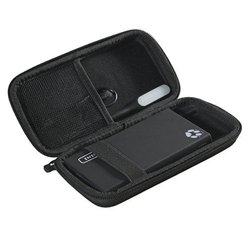 Aproca Hard Travel Storage Case Compatible INIU 10000mAh Portable Charger Power Bank