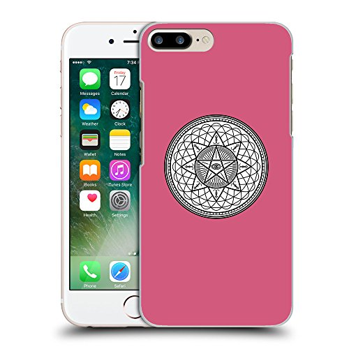 GoGoMobile Coque de Protection TPU Silicone Case pour // Q09710614 Mystique occulte 20 Rougir // Apple iPhone 7 PLUS