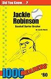 Jackie Robinson, Carole Marsh, 0635015293