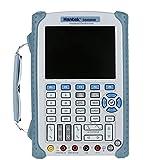 KKmoon Hantek DSO8060 Handheld Digital Oscilloscope Multimeter 60MHz 250MSa/s 2 Channels 5-in-1 Mobile Laboratories