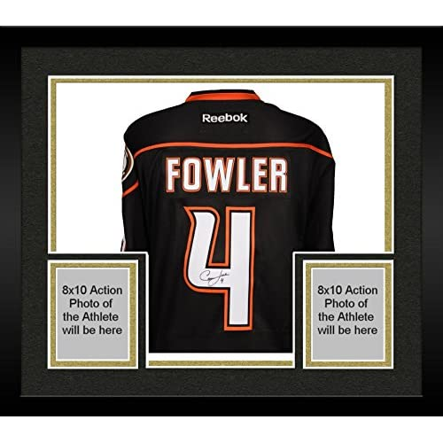 Framed Cam Fowler Anaheim Ducks Autographed Black Reebok Premier Jersey -  Fanatics Authentic Certified cheap 90a108f4e
