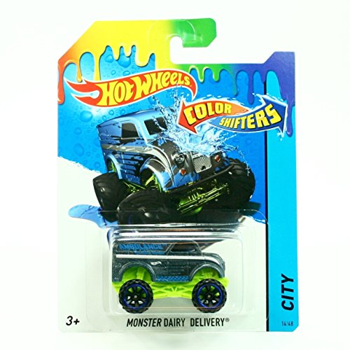 Hot Wheels Bhr15 Hot Wheels® Color Shifters City Car Toys Assorted Styles ()