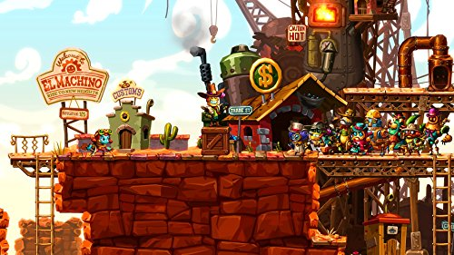 518uxHIGVXL - Steamworld Dig 2 - PlayStation 4
