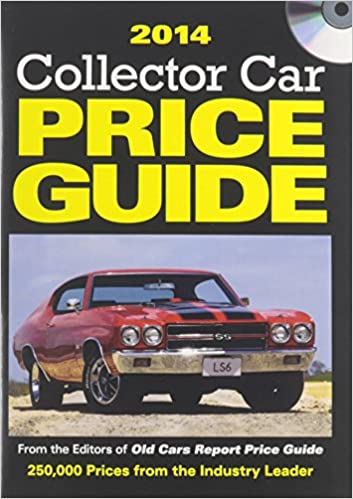 Classic Car Price Guide >> Collector Car Price Guide 2014 Old Cars Report Price Guide