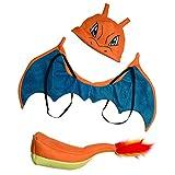 Rubie's Costume Pokemon Charizard Child Costume Kit
