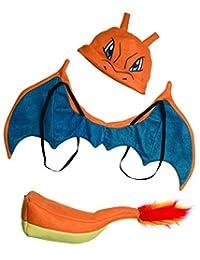 Rubies Costume Pokemon Charizard Child Costume Kit