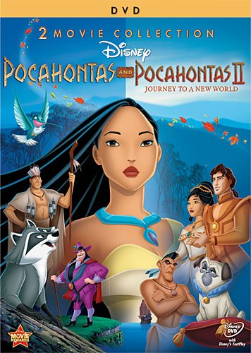 Pocahontas Two-Movie Special Edition (Pocahontas/Pocahontas II: Journey To A New World)