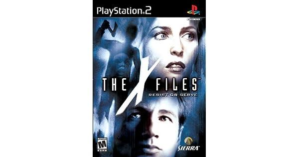 x files playstation