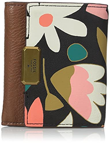10. Fossil Emerson Trifold Wallet