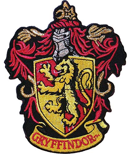 Ata-Boy Harry Potter Gryffindor Crest 3
