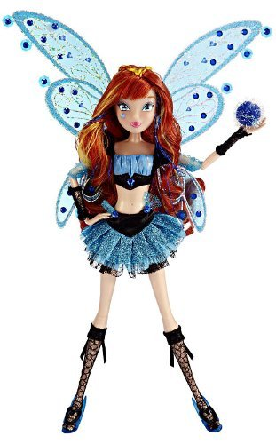 Winx Club 2012 SDCC San Diego Comic Con Exclusive 11.5 Inch Action Figure BLUE BELIEVIX Bloom by San Diego Comic