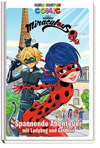 Mein erster Comic: Miraculous: Spannende Abenteuer mit Ladybug und Cat Noir ()