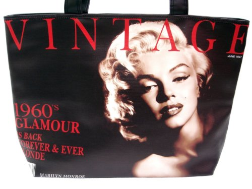 Marilyn Monroe Vintage Glamour 1960s Wid - Classique Tote Shopping Results