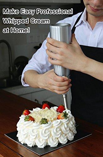 Whipped Cream Dispenser Cream Whipper Whipping Siphon