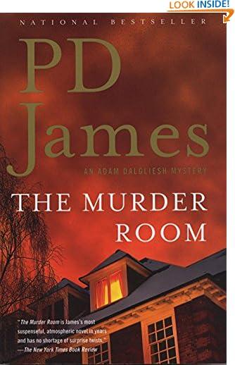 The Murder Room (Adam Dalgliesh Mysteries Book 12) by P. D. James