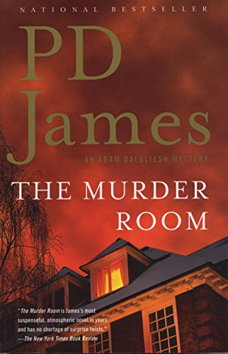 The Murder Room (Adam Dalgliesh Mysteries Book 12)
