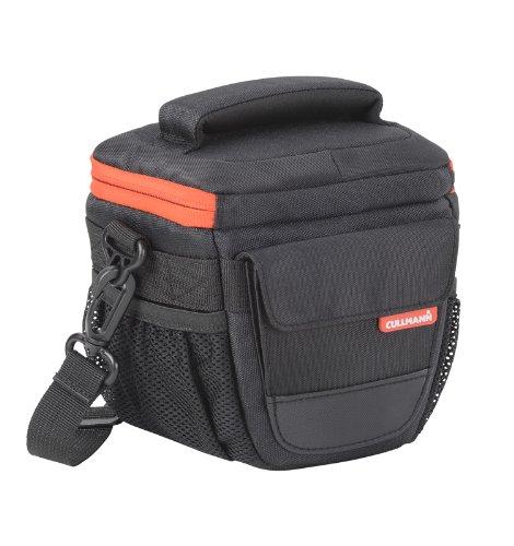Cullmann PAROS Action 100 Tasche für spiegellose Systemkamera, mittlere DSLR-Kamera und Bridgekamera rot