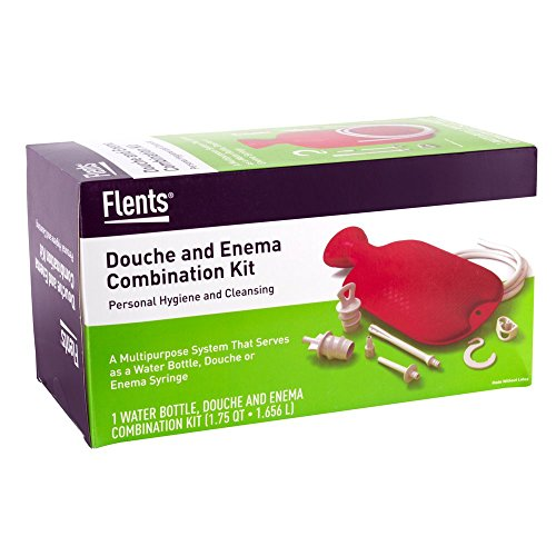 Flents Combination Douche and Enema Kit by Flents (Image #1)