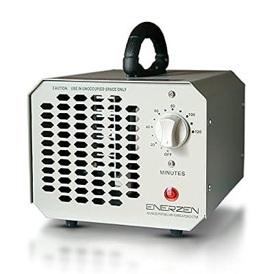 Enerzen Commercial Ozone Generator Industrial O3 Air Purifier Deodorizer Sterilizer