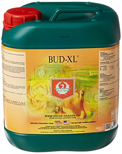 House & Garden HGBXL05L Bud-XL Fertilizer, 5 L by House & Garden