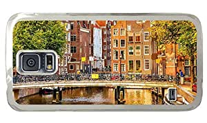 Hipster coolest Samsung Galaxy S5 Cases amsterdam holland PC Transparent for Samsung S5