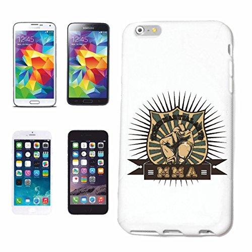 """cas de téléphone iPhone 7S """"MMA ARTS IMPORTANTS MIXTE MMA ARTS IMPORTANTS MIXTES Fightclub STREET FIGHT BOXE KARATE KICK BOXING JUDO"""" Hard Case Cover Téléphone Covers Smart Cover pour Apple iPhone en"""