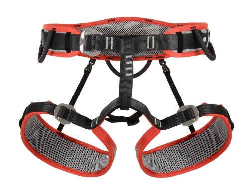 DMM Renegade 2 Harness Red / Grey Medium