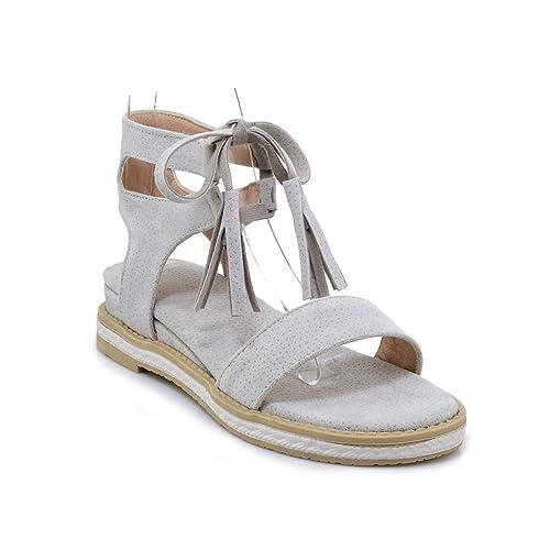 Femmes Ohq Sandales Chaussures Plates La De Confortables Sport OTXiwZuPkl