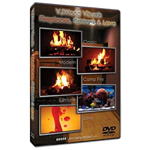 Fireplace Dvd For Tv