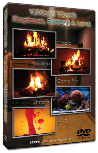 Top 6 Fireplace For Your Home Dvd 2015