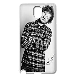 FOR Samsung Galaxy NOTE3 Case Cover -(DXJ PHONE CASE)-Ed Sheeran Singer-PATTERN 20
