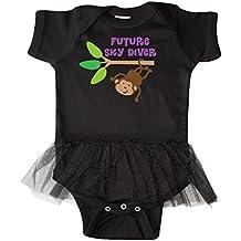 Inktastic - Future Sky diver Infant Tutu Bodysuit