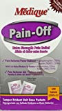 Pain-Off Extra Strength Pain Reliever Tablets (500 Tab. /Box) 6 Boxes (3000 tablets) by Medique - MS71175