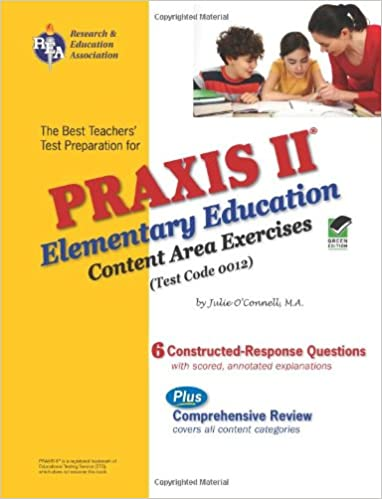 The best teachers test preparation for the praxis ii elementary the best teachers test preparation for the praxis ii elementary education content area exercises test code 0012 0th edition fandeluxe Choice Image