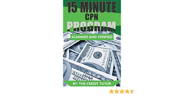 CPN Numbers Are Free And Legal: We teach you the proper way to create a CPN  the legal way