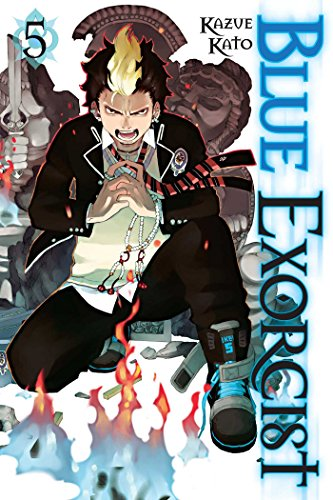 Blue Exorcist, Vol. 5 (Blue Exorcist compare prices)
