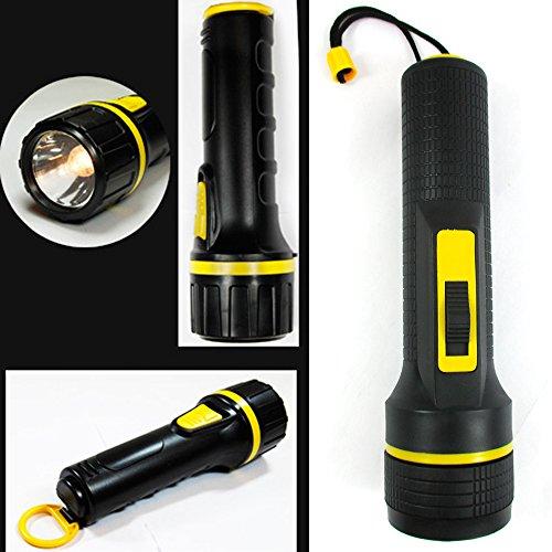 Outdoor Emergency Flashlight Bulb Torch Lamp Light Car Camping Outdoor Black New (Intova Torch)