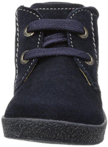 Naturino FALCOTTO 233 2007168019101 - Zapatos para bebé de cuero para Azul (Blau (Bleu 9101))