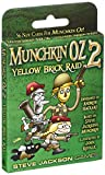 Munchkin Yellow Brick Raid Card Game