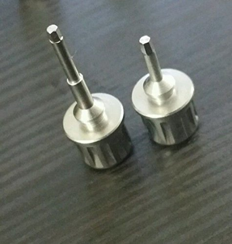 Dental Implant Torque Two Hex Drivers 1.25mm Short & Long Free Shipping by Total Implant (Image #4)