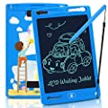 Prograce Lcd Writing Tablet For Kids Learning Writing Board Magnetic Erase Lcd Writing Pad Smart Doodle Drawing Board For Home School Office Portable Electronic Digital Handwriting Pad 8 5