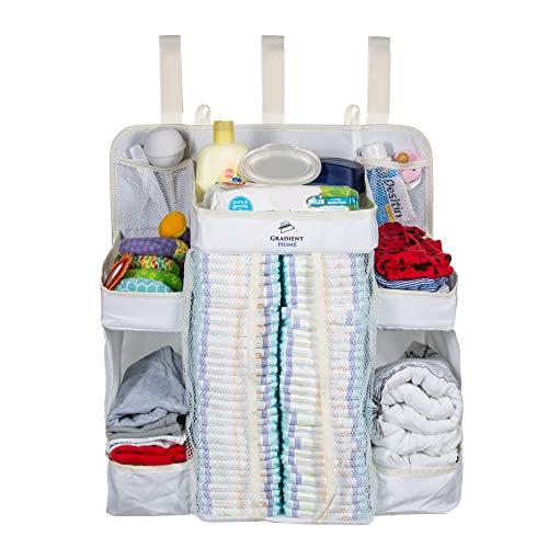 Nursery Hanging Diaper Organizer