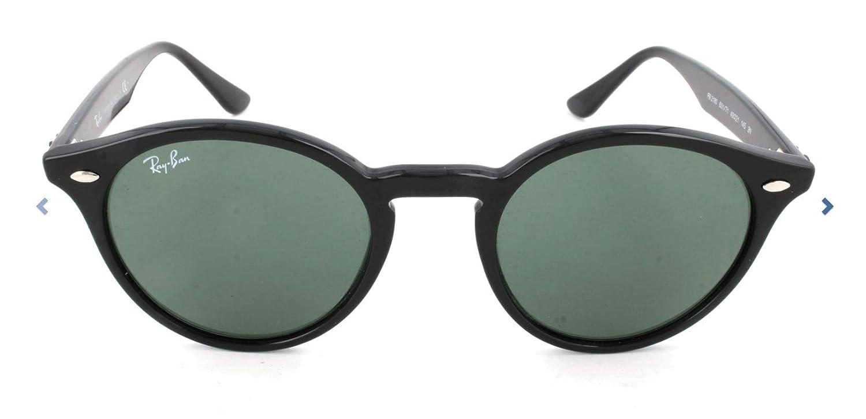 RAY-BAN RB 2180 Gafas de sol, Black, 50 para Hombre