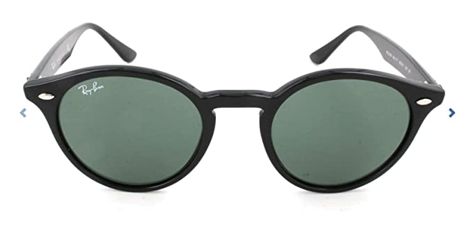 7f6a515a7 Ray-Ban Unisex's Rb 2180 Sunglasses, Black, 49: Ray-Ban: Amazon.co ...