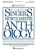 Singer's Musical Theatre Anthology - Quartets: Book/Online Audio