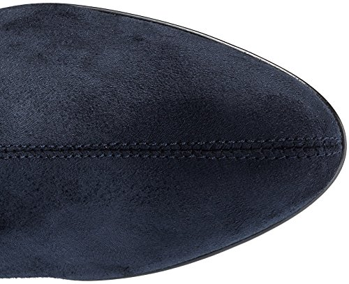 Navy Blau NR Stiefel Z1902 Chamois RAPISARDI Damen 41cm e wqqO7rFIX