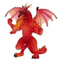 Papo Fire Dragon