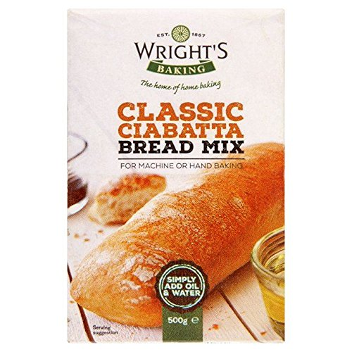 wheat ciabatta bread - 4