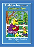 Outdoor Fun - Hidden Treasures: Hidden Picture Puzzles