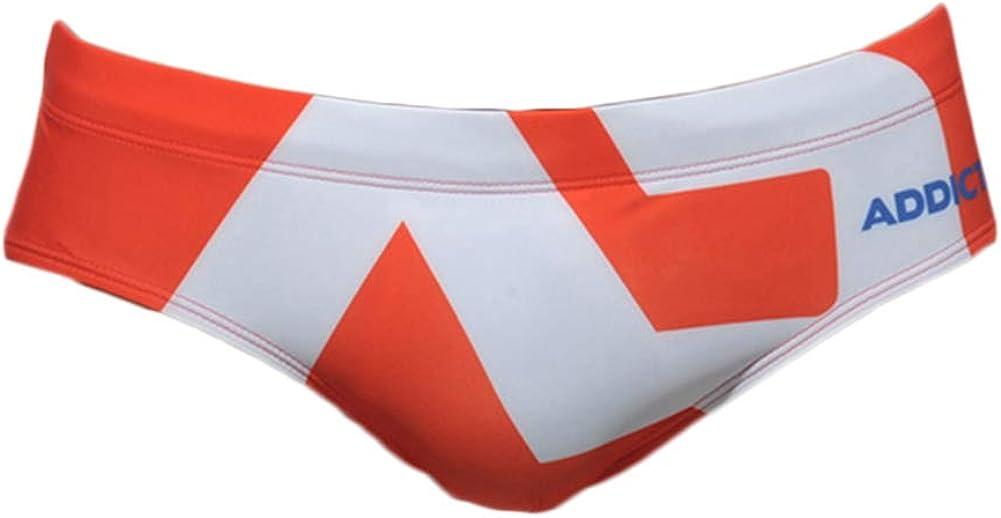 Ropa De Bano Quge Banadores De Natacion Hombre Transpirable Troncos Pantalones Playa Imprimir Correr Natacion Ropa Interior Ropa Brandknewmag Com
